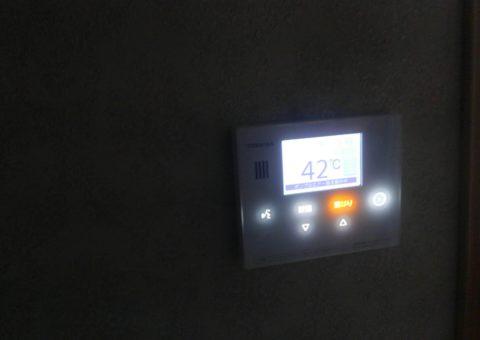 京都府東芝エコキュートHWH-B465H施工後その他の写真2