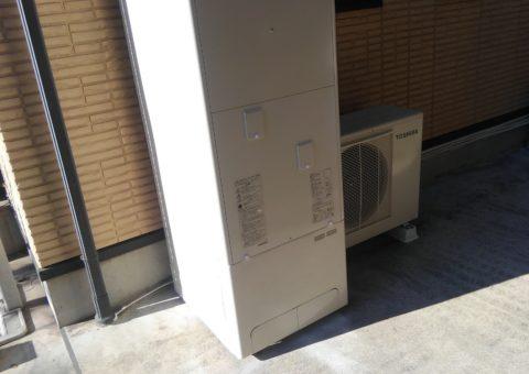 三重県東芝エコキュートHWH-B374N施工後その他の写真1