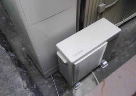 奈良県東芝エコキュートHWH-B375H施工後その他の写真3