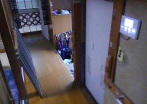 兵庫県東芝エコキュートHWH-B375H施工後その他の写真4