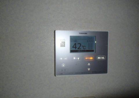 三重県東芝エコキュートHWH−FB373C施工後その他の写真1