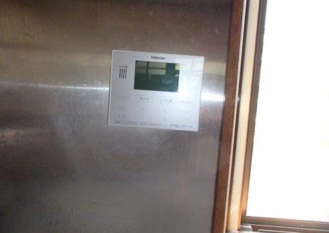 京都府東芝エコキュートHWH-FBH463SC 日立IHクッキングヒーターHT-J200XTF施工後その他の写真1