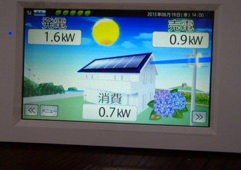 兵庫県長州産業太陽光発電CS-246B41施工後その他の写真2