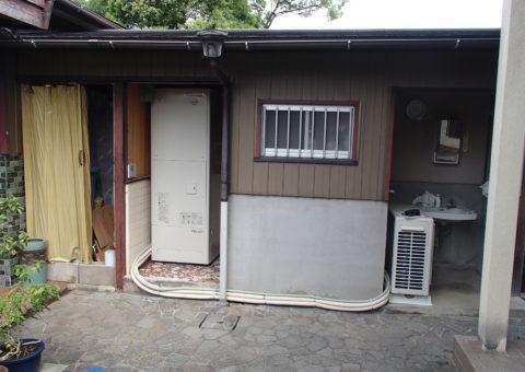 和歌山県東芝エコキュートHWH-F373C施工後その他の写真2