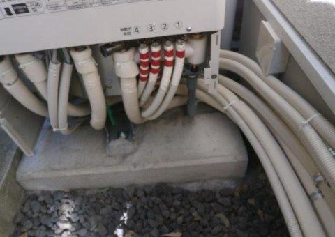 大阪府Panasonicエコキュート(床暖用)HE-D37FQS施工後その他の写真2
