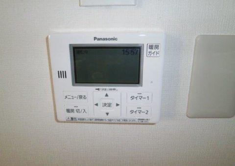 大阪府Panasonicエコキュート(床暖用)HE-D37FQS施工後その他の写真1