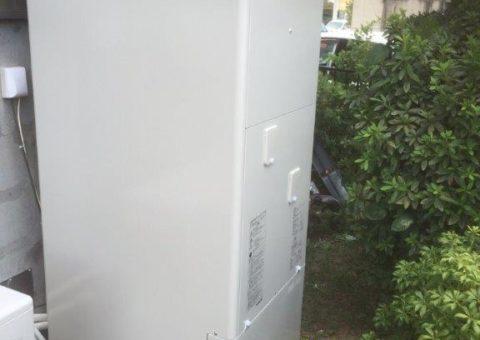 和歌山県東芝エコキュートHWH-B375H施工後その他の写真3