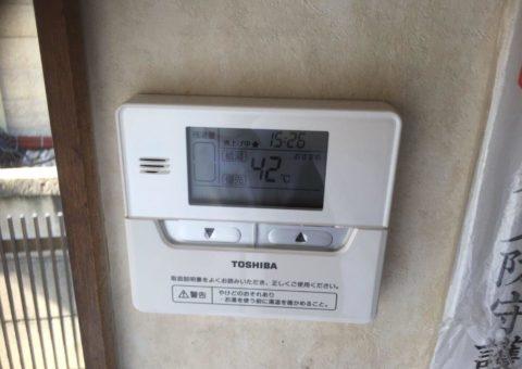 奈良県東芝エコキュートHWH-B465H日立IHクッキングヒーターHT-K200HTF施工後その他の写真2