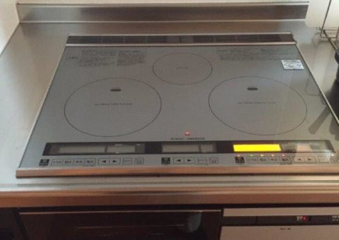 愛知県Panasonicエコキュート(床暖対応)HE-D37FQS日立IHクッキングヒーターHT-K300HTF施工後その他の写真1