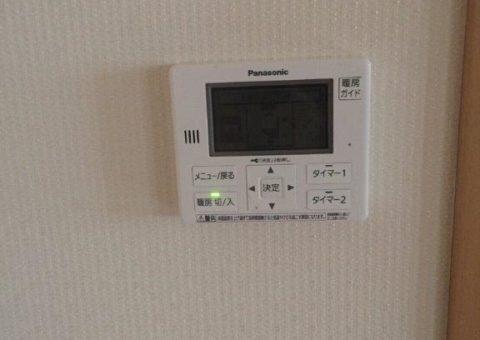 愛知県パナソニックエコキュートHE-D37FQS施工後その他の写真1