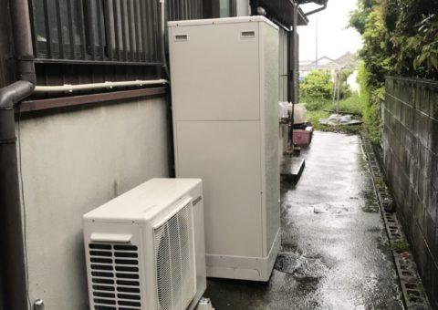 大阪府東芝エコキュートHWH-F375H施工後その他の写真1