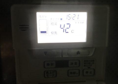 大阪府東芝エコキュートHWH-F375H施工後その他の写真2