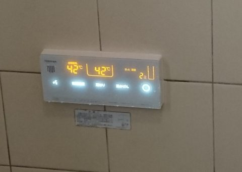 大阪府東芝エコキュートHWH-B375HT施工後その他の写真1