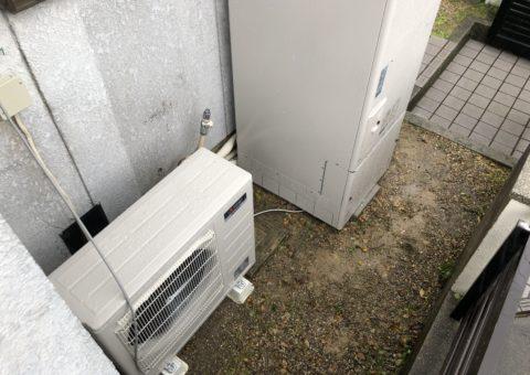 大阪府三菱エコキュートSRT-S463U施工後その他の写真2