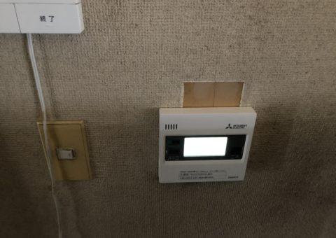 大阪府三菱エコキュートSRT-WK553D施工後その他の写真2