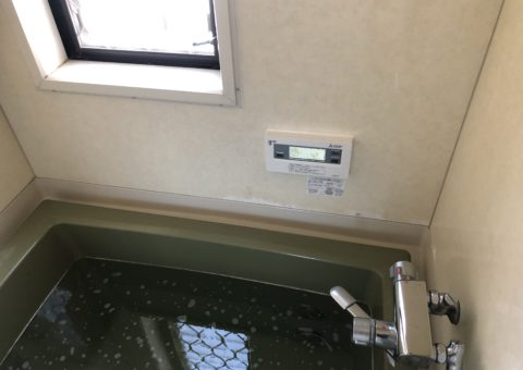 大阪府三菱エコキュートSRT-WK553D施工後その他の写真1