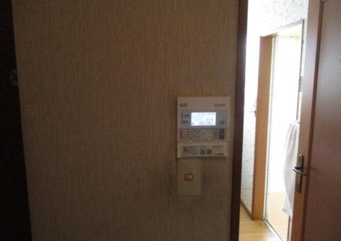 大阪府三菱エコキュートSRT-S373U施工後その他の写真3