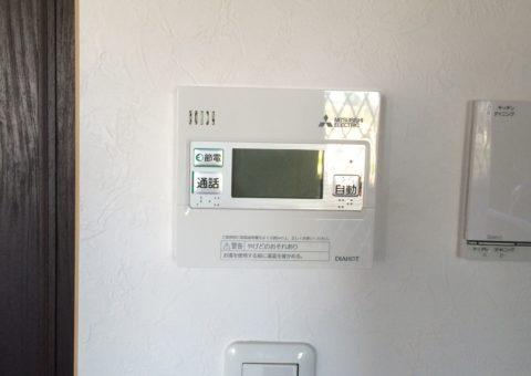 大阪府三菱エコキュートSRT-SK373D施工後その他の写真1