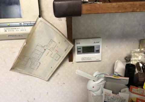 大阪府三菱エコキュート SRT-W373施工後その他の写真2
