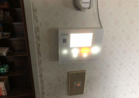 大阪府東芝エコキュート HWH-F375施工後その他の写真1