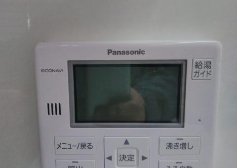 大阪府パナソニックエコキュートHE-D37Q施工後その他の写真1