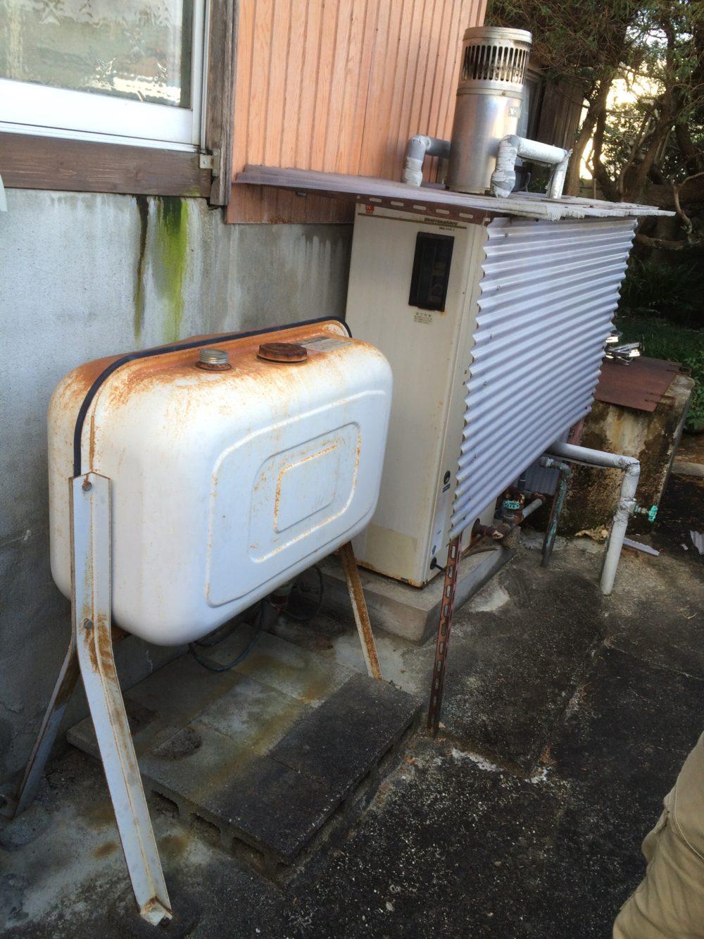 大阪府大阪市SRT-W373施工前の写真