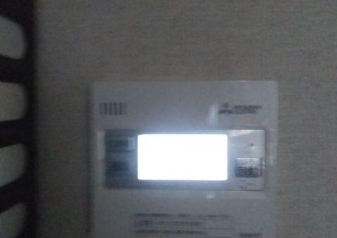京都府三菱エコキュートSRT-S434UZIHクッキングヒーターCS-G217DR浴室乾燥機V141BZ施工後その他の写真2