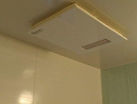 兵庫県三菱エコキュートSRT-S374UA三菱浴室乾燥機V-141BZ 施工後その他の写真1