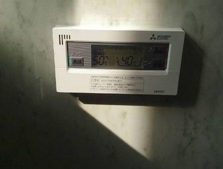 大阪府三菱エコキュートSRT- S374UA施工後その他の写真2