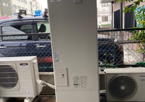 大阪府三菱エコキュート SRTS374U施工後その他の写真4