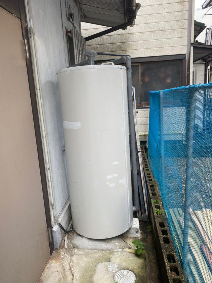 大阪府三菱エコキュート SRT-S374U施工前の写真