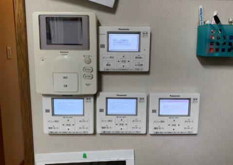 大阪府パナソニックエコキュートHE-FU37HQS施工後その他の写真2