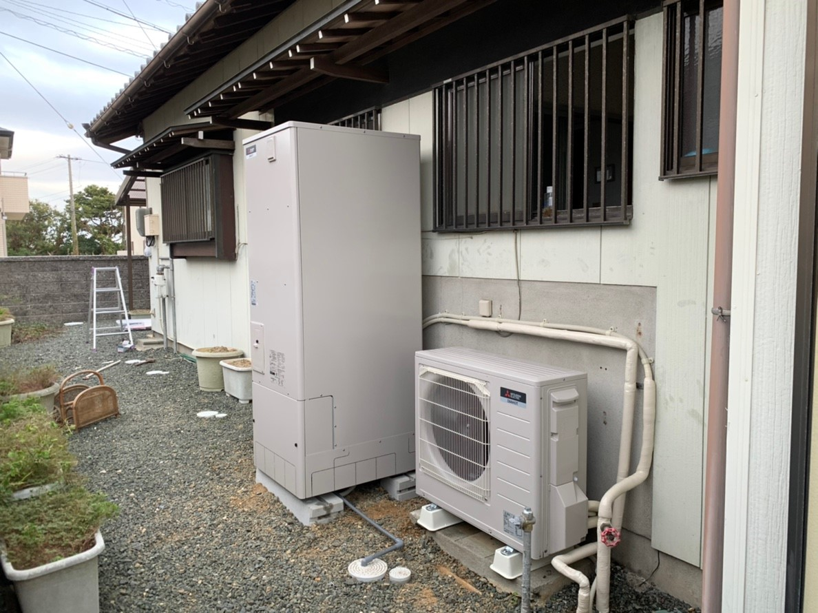 大阪府施工後の写真