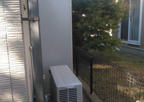大阪府三菱エコキュートSRT-S464UA施工後その他の写真4