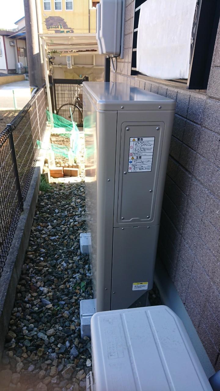 兵庫県ニチコン施工後の写真