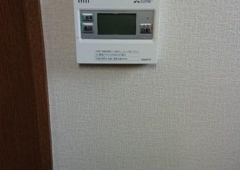 大阪府三菱エコキュート SRT -S374UAニチコン11,1Kwh施工後その他の写真1