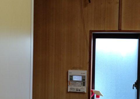 大阪府三菱エコキュートSRT-W374Z施工後その他の写真2