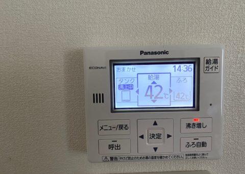 大阪府パナソニックエコキュートHE-D46FQS施工後その他の写真1