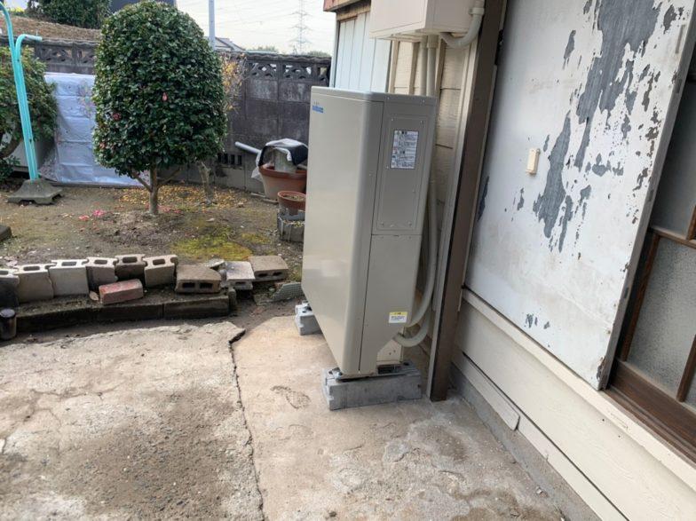 奈良県nichiconESS-U2M1施工後の写真