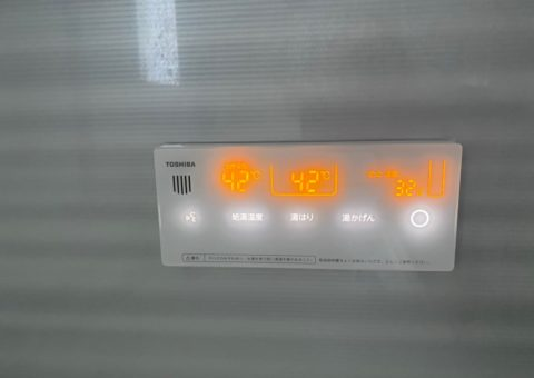 大阪府東芝のエコキュートHWH-B376HW施工後その他の写真2