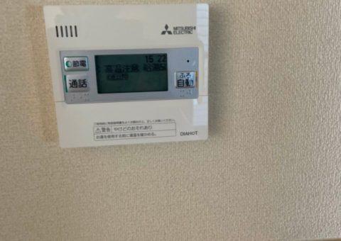 兵庫県三菱エコキュートSRT-S374UAIHクッキングヒーターG-318M施工後その他の写真2