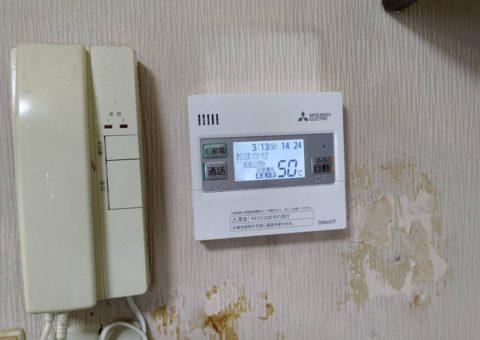 大阪府三菱エコキュートSRT-S464UAIHクッキングヒーターG-318M施工後その他の写真2