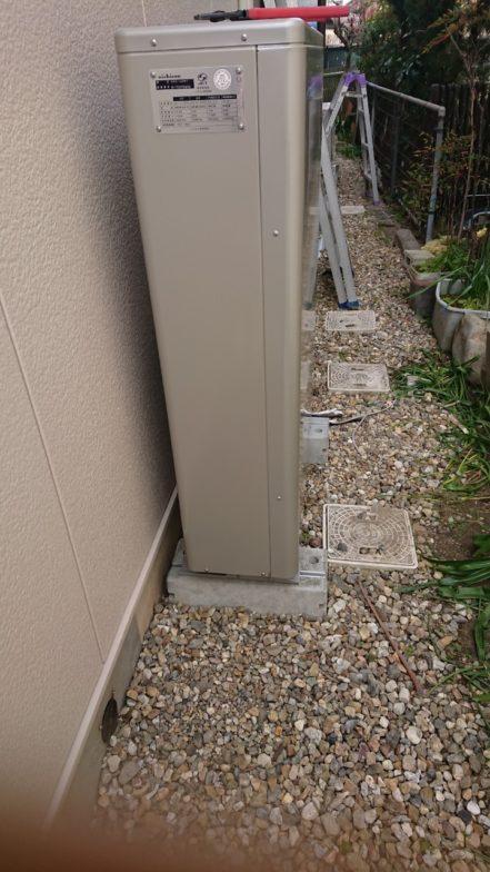 奈良県nichiconESSU2M1施工後の写真