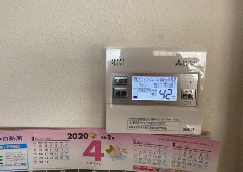 大阪府三菱エコキュートSRT-S374UAIHクッキングヒーターCS-PT316HNWS施工後その他の写真2