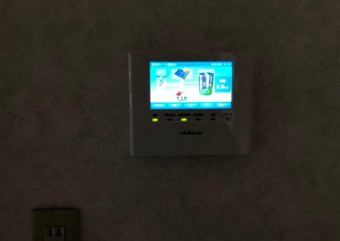 nichicon蓄電池ESS-U2M1施工後その他の写真1