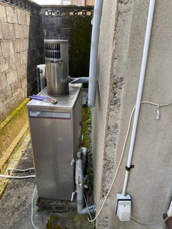 和歌山県三菱エコキュートSRT-S374UA施工前の写真