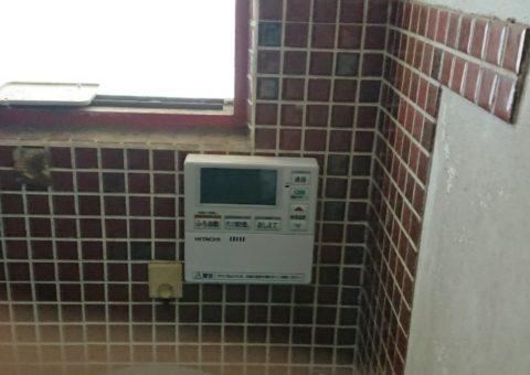 京都府日立エコキュートBHP-F37SD施工後その他の写真2