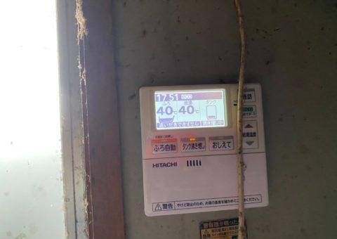 大阪府日立エコキュートBHP-F46SD施工後その他の写真1