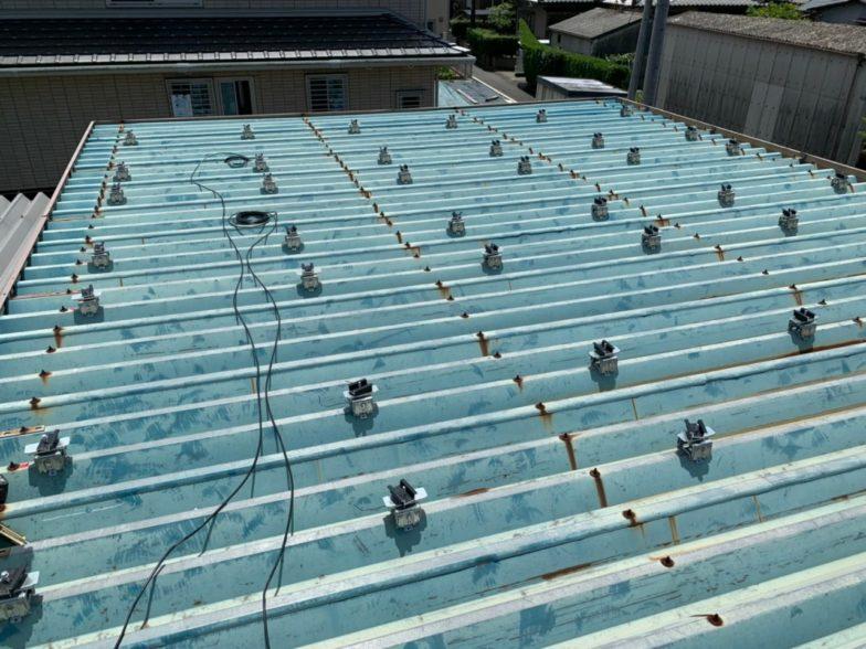 和歌山県QcellsQPEAK-DUO-G6 40施工前の写真