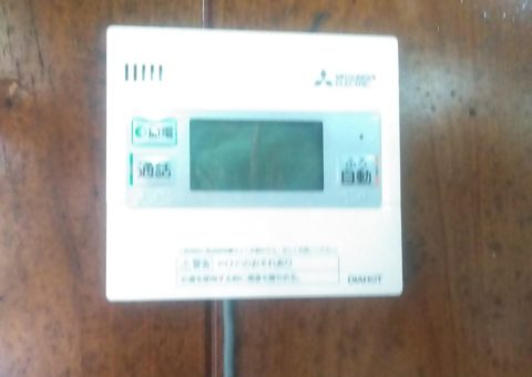 和歌山県三菱エコキュートSRT-S464UA施工後その他の写真1